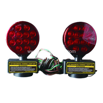 LED Rear Light Kit For Box Trailer