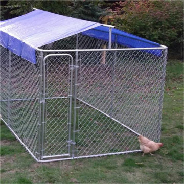 Chain Link Mesh for Movable Dog Kennel