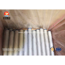 20 Years Factory for 304 Stainless Steel Boiler Tube ASTM A213 TP321 Seamless Tube For Boiler supply to Belize Exporter