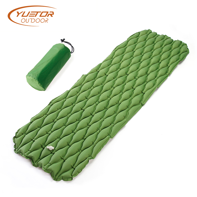 20d Nylon Composite Tpu Self Inflating Camping Pad China