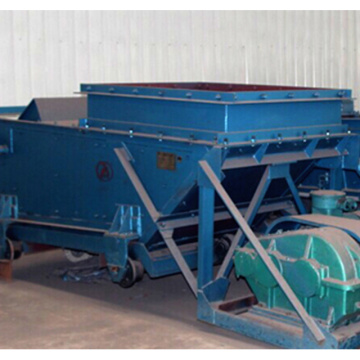 Coal Feeder Plant With Belt Type