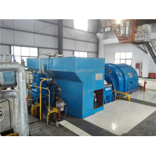 High Permance for Steam Turbine Generator 15MW Heat and power cogeneration supply to China Macau Importers