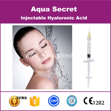China Supplier for Hyaluronic Acid Injection Ha Dermal Filler For Remove Deep Wrinkles export to United States Factory