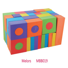 Baby and preschool toy foam building blocks toy
