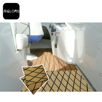 EVA Boat Yacht Decking Marine Diamond Sheet