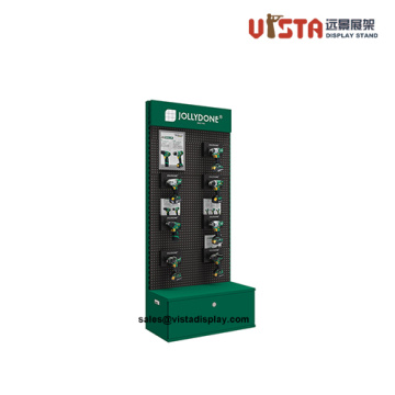 High Quality Power Tool Metal Display Racks