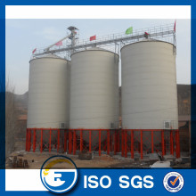 Bolted Corrugated Steel Farm Silo