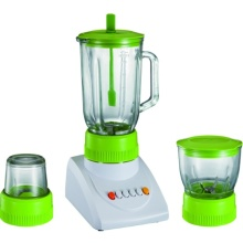 Bottom price for Glass Jar Food Blenders,Glass Jar Blenders,Blender With Glass Jar Manufacturer in China Countertop kitchen glass jar stand food chopper blender supply to Indonesia Factory