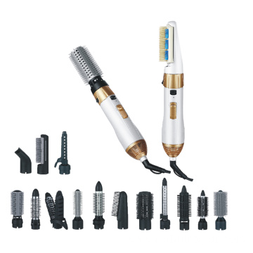 multi-functional hot air brush