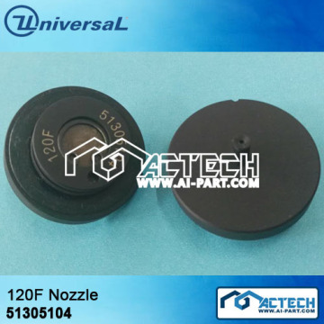 100% Original for Universal Nozzle Universal GSM 120F Nozzle supply to Nauru Manufacturer
