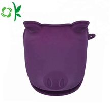 Popular Hippos Silicone Gloves for Oven Bakeware