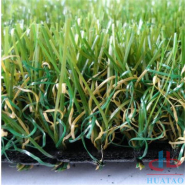35mm Height PE And PP Residential Artificial Grass