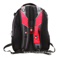 Swisswin fashion backpack with audio pocket