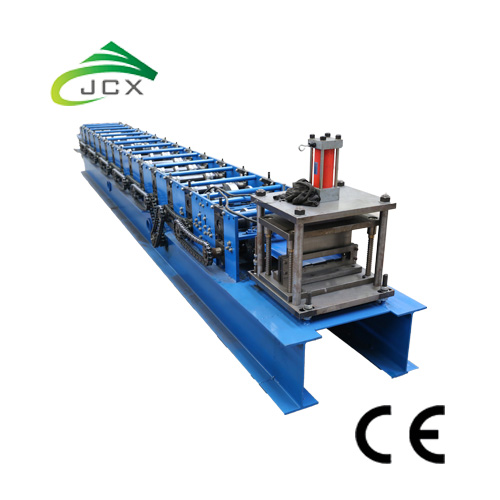 Self Lock Standing Seam Machine