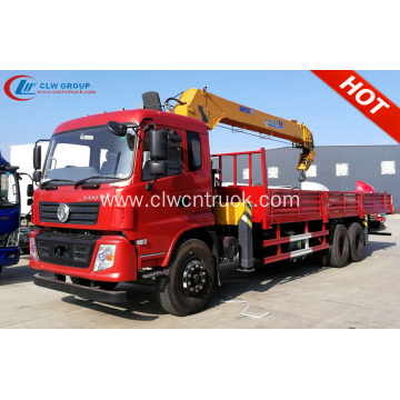 2019 Dongfeng 12Tons XCMG Container Crane Truck