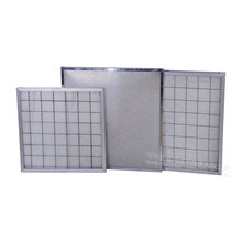 MERV 4 Plate Frame High Temperature Air Filter