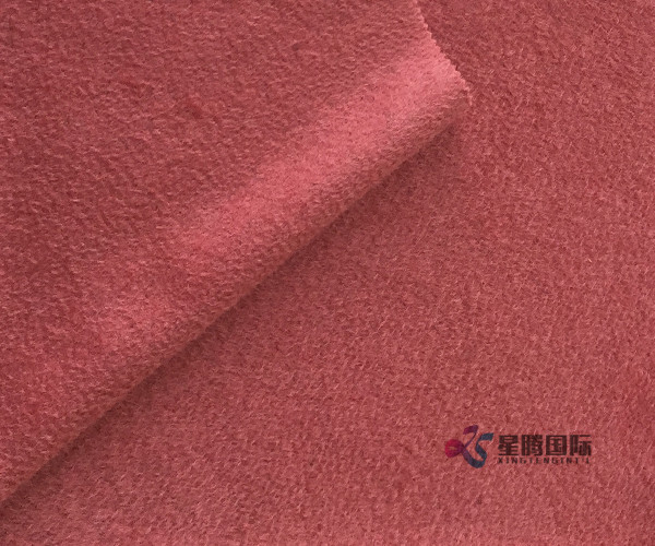 Single Face Wool Nylon Blend Fabric