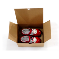 Recycled Corrugated Paper High Quality Children Shoe Box