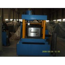 Steel structure c z u purlin manufacturing machine