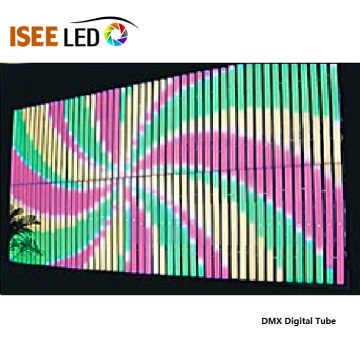 Facade Lighting Dmx Ttl RGB Led Linear Light