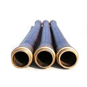 Abration Resistant Concrete Pump Hose With Couplings