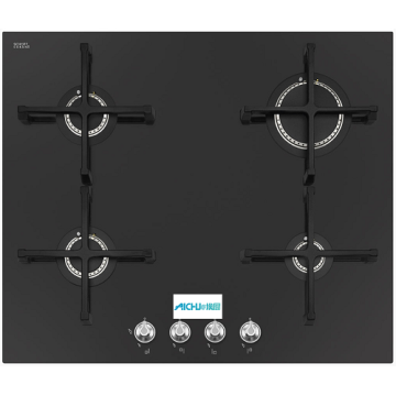 Smeg Ceramic Cooktop White 4 Burner