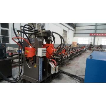 CNC angle iron cut machine