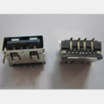 USB A Type Receptacle SMT 4 Contacts