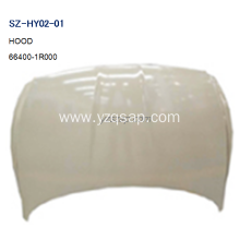 Professional Design for HYUNDAI Glass Hood Car Steel Body Autoparts HYUNDAI 2011 ACCENT HOOD export to Tokelau Manufacturer