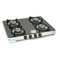 Glass Stove With Aluminium Alloy Burners