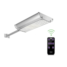 High-light waterproof solar street lights