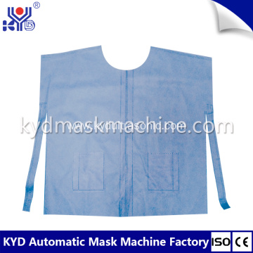 Disposable Non Woven Surgical Medical Gowns Making Machine