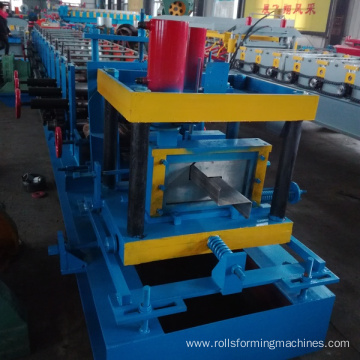 Z purline machine steel frame Z purline roll forming machine