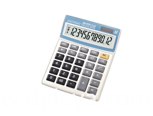 Desktop Electronic Calculator Parts