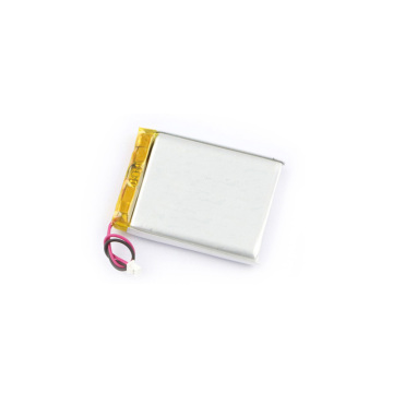 Flexible Small Lipo 1500mah Lithium Rechargeable Battery