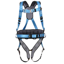 PriceList for for Rock Climbing Harnesses Outdoor Climbing Safety Harness Full Body Protection SHS8008-ADV supply to Brazil Importers