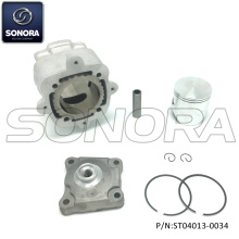 Gilera Runner FX 125 DDSP FXR180 D,PIAGGIO Hexagon 65MM Cylinder Kit (P/N:ST04013-0034) Top Quality
