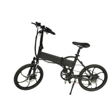 Folding Mountain Electric Bike