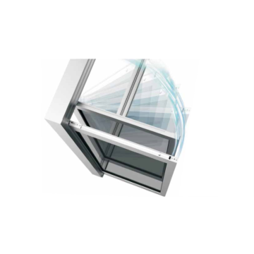 Best price mechanism emergency escape glass door
