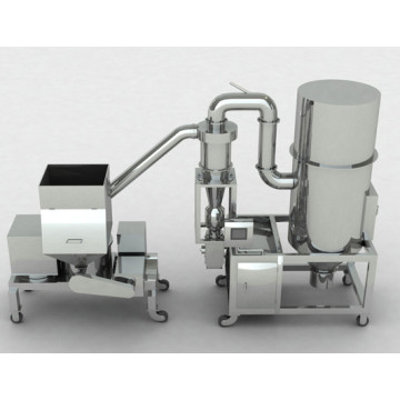 High Efficiency Dry Fruit Pulverizer