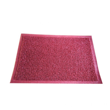 Very easy to clean plain mat antislip