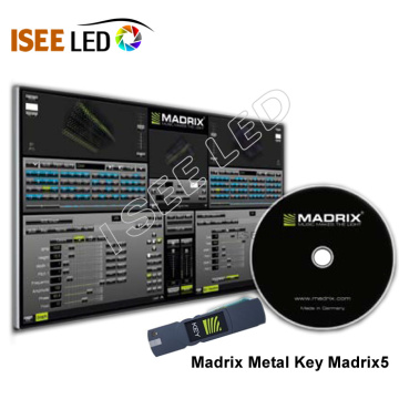 V5.0 Newest Madrix key Digital Led Light Software