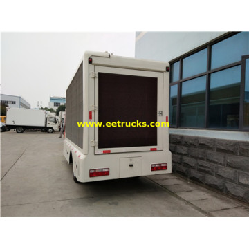 SMD P8 P10 Mobile LED Trucks