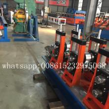 0-15/12m /min palisade fence roll forming machine