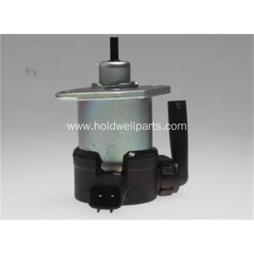 Big discounting for China Electrical Parts For Kubota,Kubota Electronic Parts Outlet,Kubota Electronic Components Supplier 12V Shut Down Solenoid 1C010-60015 for Kubota V3300T export to Qatar Manufacturer