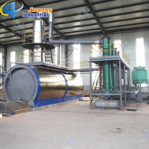 Fuel Oil Distillation Machine