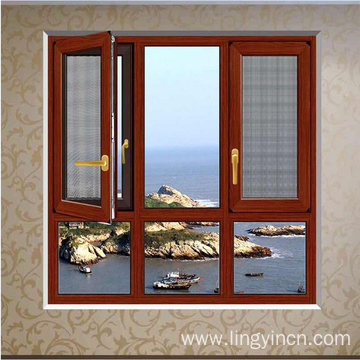 China Factories for Aluminum Casement Windows,Aluminium Horizontal Casement Window,Aluminium Glazed Casement Windows Manufacturer in China decorative iron bars iron window grill design picture supply to South Korea Suppliers