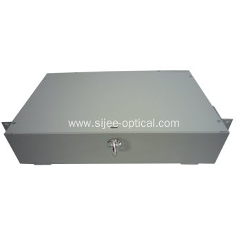 "19"" Rack Mount Sliding Patch Panel Fiber Optic"