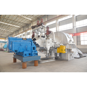 Cogeneration Power Plant from QNP