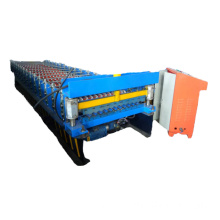 Corrugated Sheet Glazed Tile Roll Forming Machine
